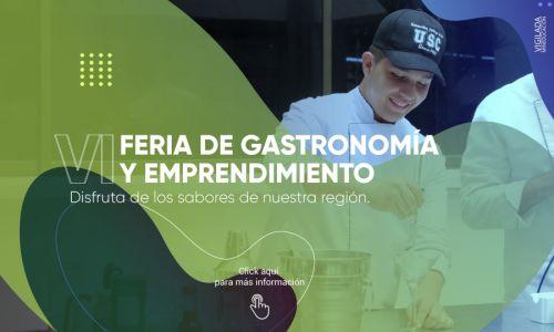 VI Feria de Gastronomía y Emprendimiento