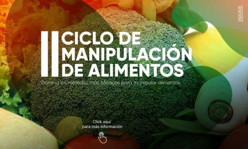 II Ciclo de Manipulación de Alimentos